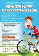 Ukončení sezóny 2021 na Cyklostezce Bečva 1