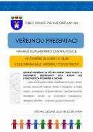 Veřejné projednání návrhů komunitního centra Police 1